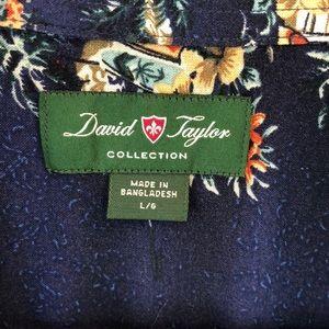 David Taylor Shirts - David Taylor